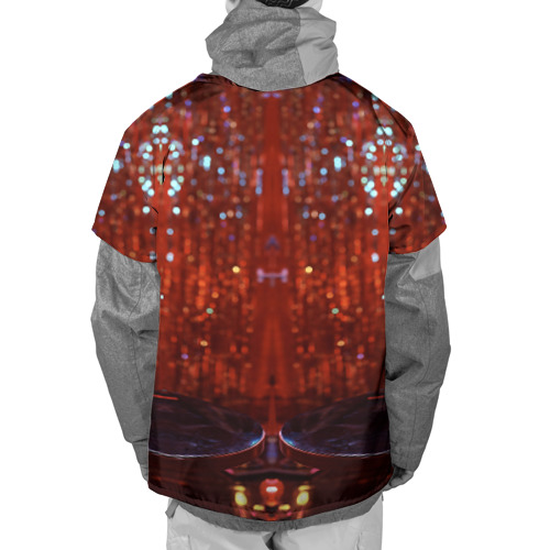 Накидка на куртку 3D  Фото 02, Кристина Агилера