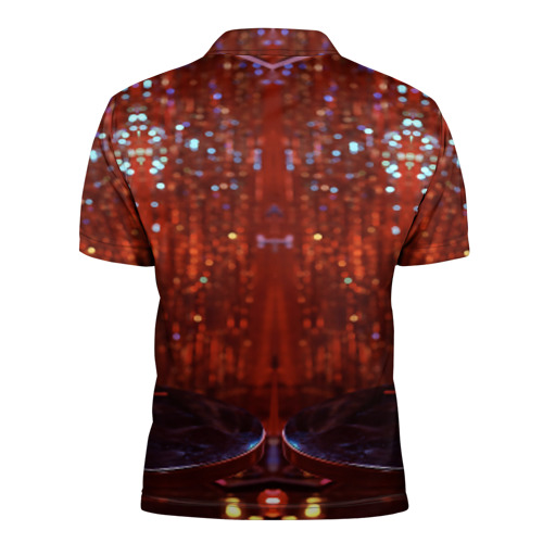 Мужская рубашка поло 3D  Фото 02, Кристина Агилера