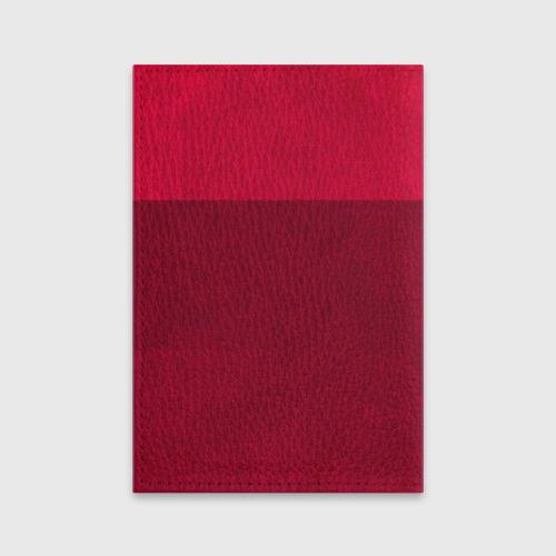 Обложка для паспорта матовая кожа  Фото 02, Хитрая Лиса