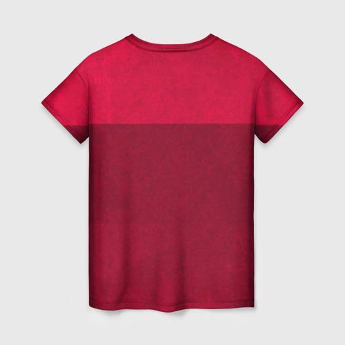 Женская футболка 3D Хитрая Лиса Фото 01