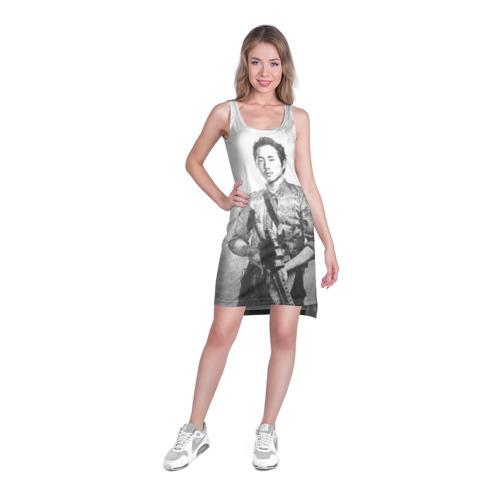 Платье-майка 3D  Фото 03, Глен