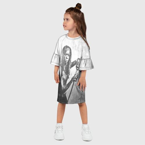 Детское платье 3D  Фото 03, Мишонн