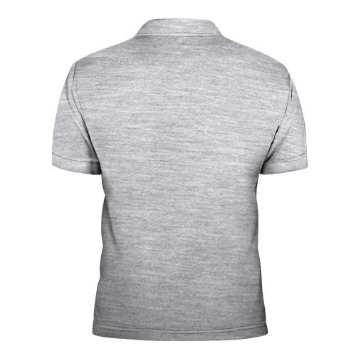 Мужская рубашка поло 3D  Фото 02, Я мур мур