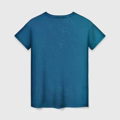 Женская футболка 3D Бабочки Фото 01