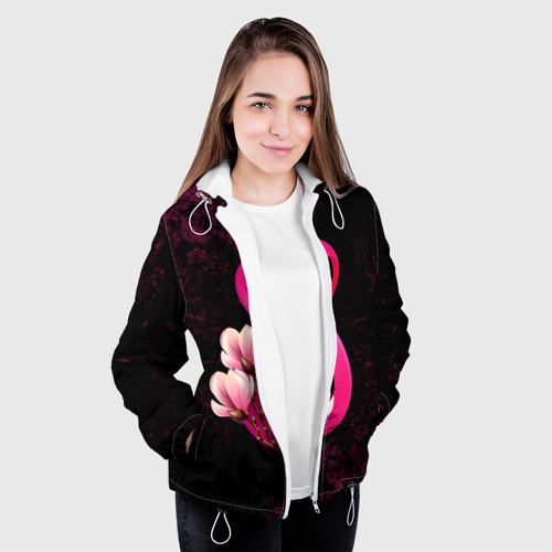 Женская куртка 3D  Фото 04, 8 марта