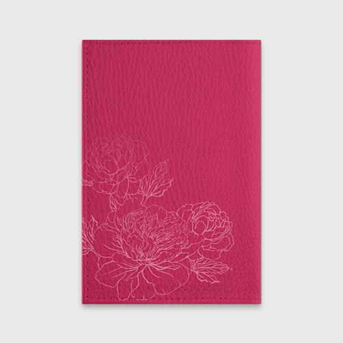 Обложка для паспорта матовая кожа  Фото 02, Её величество Люда