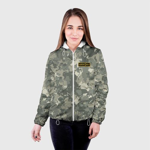 Женская куртка 3D  Фото 03, AB IV +