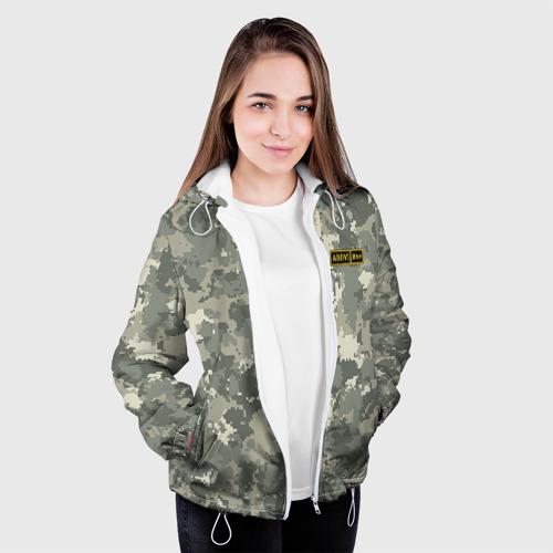 Женская куртка 3D  Фото 04, AB IV +