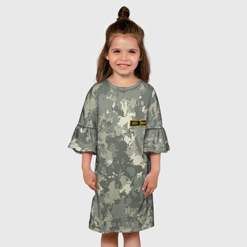 Детское платье 3D  Фото 01, O I +