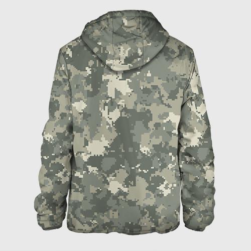 Мужская куртка 3D  Фото 02, O I +