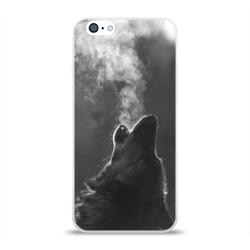 Воющий волк