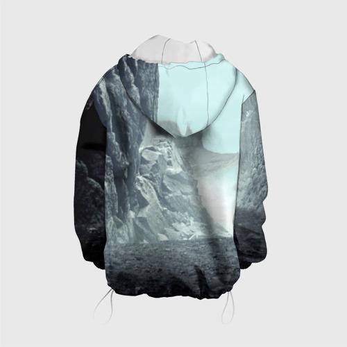 Детская куртка 3D  Фото 02, Волк в горах