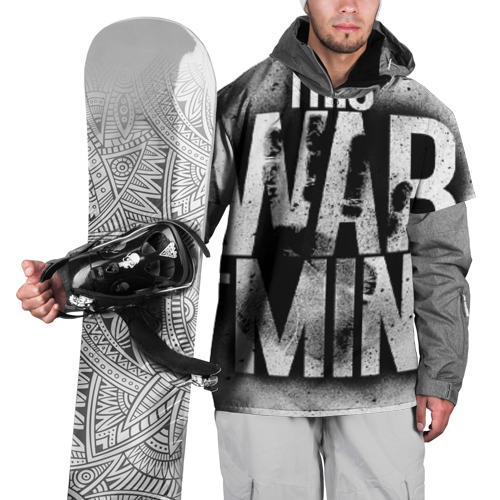 Накидка на куртку 3D  Фото 01, This War Of Mine