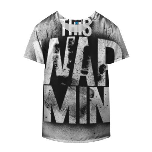 Накидка на куртку 3D  Фото 04, This War Of Mine