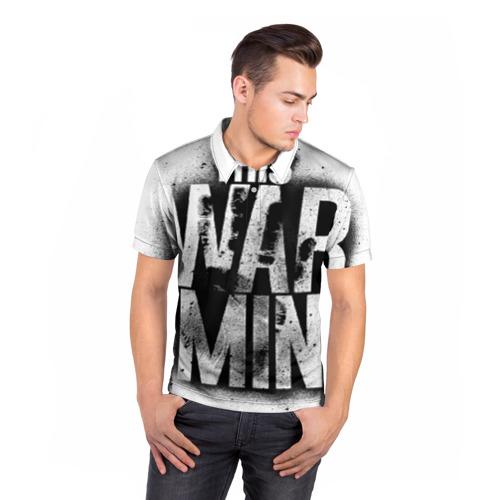 Мужская рубашка поло 3D  Фото 05, This War Of Mine