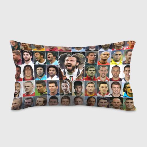 Подушка 3D антистресс Андреа Пирло - лучший
