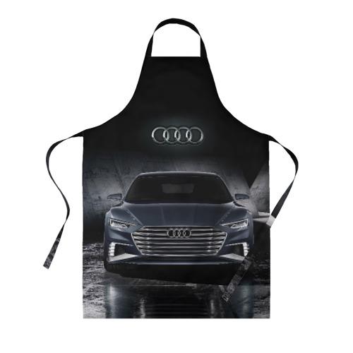 Фартук 3D Audi