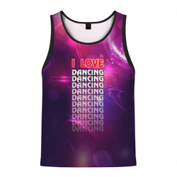 I love dancing (Я люблю танцы)