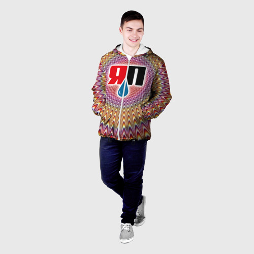 Мужская куртка 3D  Фото 03, ЯПлакалъ