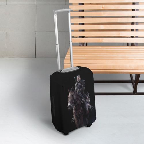 Чехол для чемодана 3D  Фото 03, Плотва