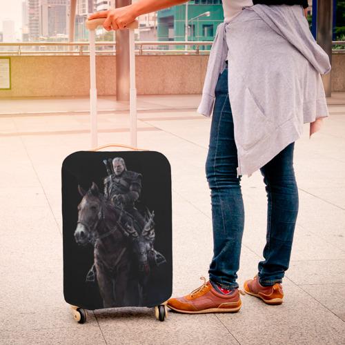 Чехол для чемодана 3D  Фото 04, Плотва