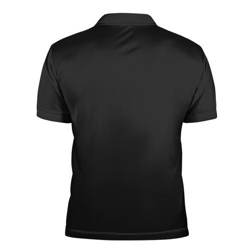 Мужская рубашка поло 3D  Фото 02, Пловец