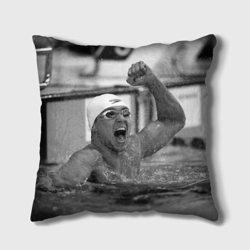 Подушка 3D  Фото 01, Пловец
