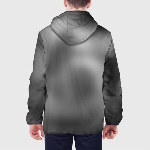Мужская куртка 3D  Фото 05, Пловец