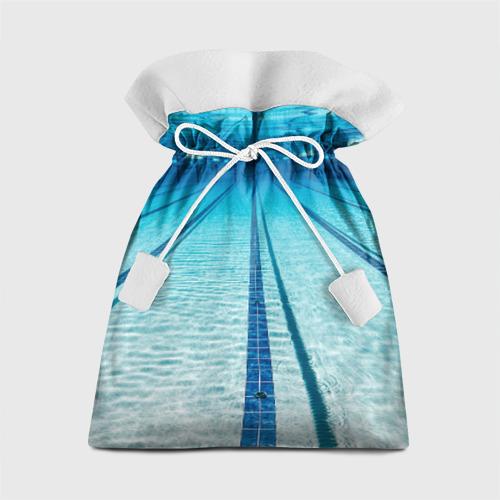 Подарочный 3D мешок Бассейн от Всемайки