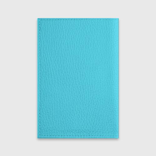 Обложка для паспорта матовая кожа  Фото 02, Бассейн