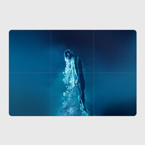 Магнитный плакат 3Х2 Под водой