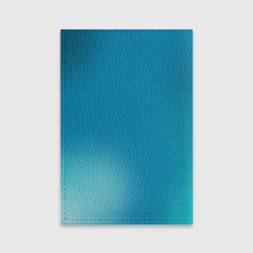 Обложка для паспорта матовая кожа  Фото 02, Заплыв