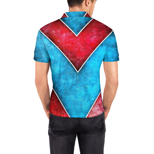 Мужская рубашка поло 3D  Фото 04, ЯПлакалъ