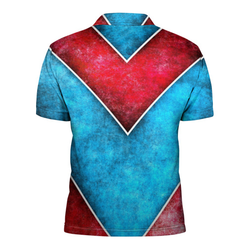 Мужская рубашка поло 3D  Фото 02, Яплакалъ