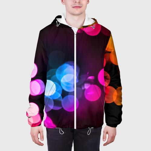 Мужская куртка 3D  Фото 04, Light Spots