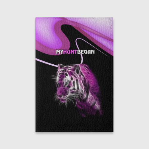 Обложка для паспорта матовая кожа  Фото 01, My hunt began