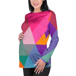 Разноцветные полигоны