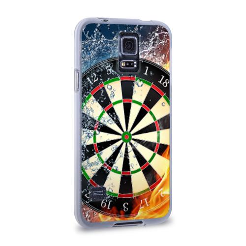 Чехол для Samsung Galaxy S5 силиконовый  Фото 02, Мишень для Дартс