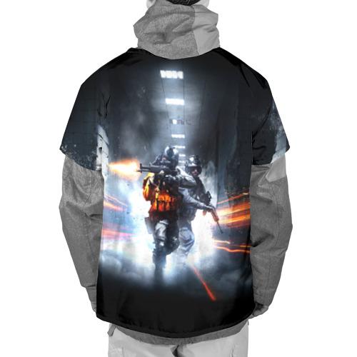 Накидка на куртку 3D  Фото 02, Battlefield Hardline