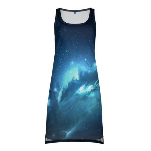 Платье-майка 3D Atlantis Nebula