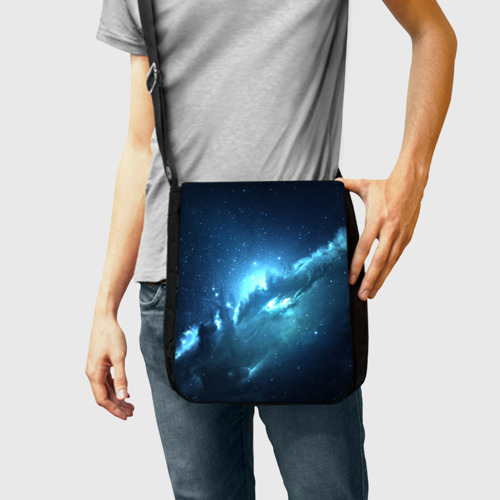 Сумка через плечо  Фото 02, Atlantis Nebula