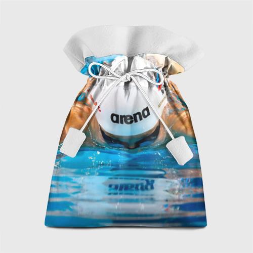 Подарочный 3D мешок  Фото 01, Пловец