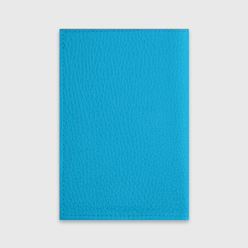 Обложка для паспорта матовая кожа  Фото 02, Пловец