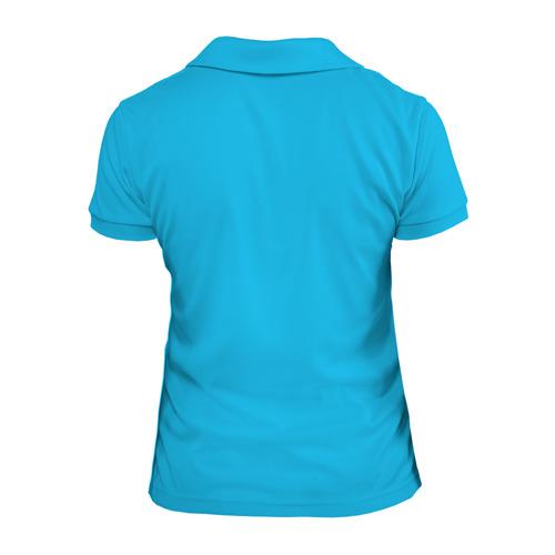 Женская рубашка поло 3D  Фото 02, Пловец
