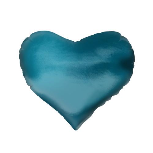 Подушка 3D сердце  Фото 02, Баттерфляй