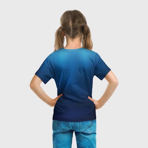 Детская футболка 3D  Фото 04, Череп