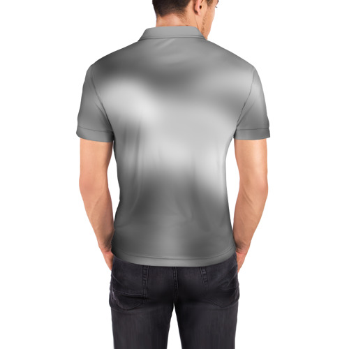 Мужская рубашка поло 3D  Фото 04, Пловцы