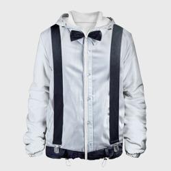 Рубашка с подтяжками