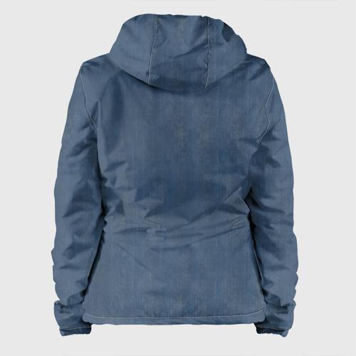 Женская куртка 3D Джинсовка Фото 01