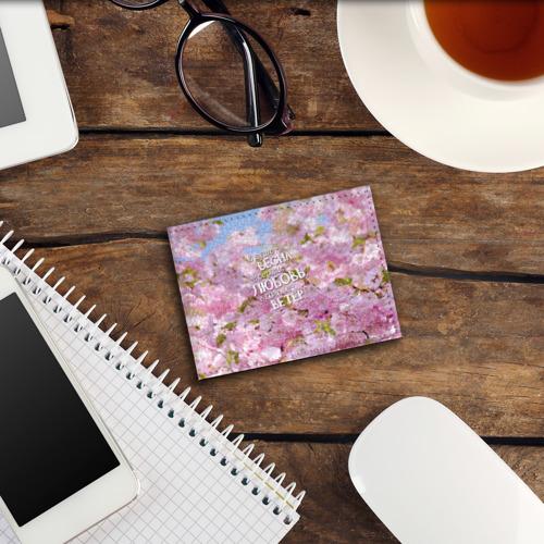 Обложка для студенческого билета  Фото 03, В душе - весна